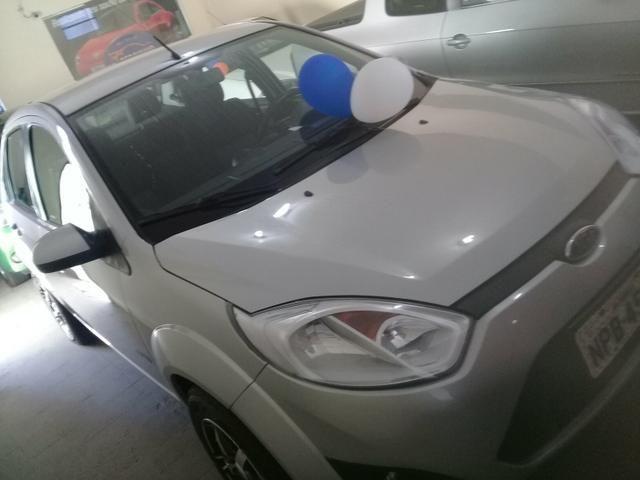 Fiesta Sedan 1.6 2011 - ZERO de entrada Completo - 2010
