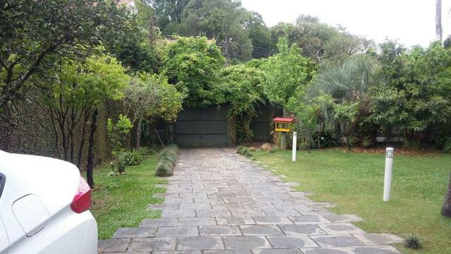 Terreno 717m com casa de 280m bairro Uberaba-aceita permuta - Foto 2