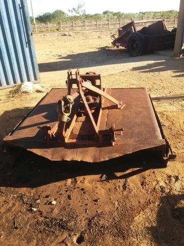 Rocadeira de hidraulico 1.60 mts - Foto 5