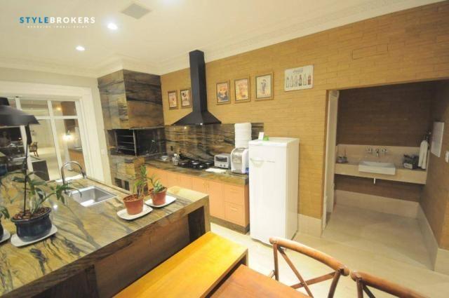Sobrado no Condomínio Alphaville 1 com 5 dormitórios à venda, 692 m² por R$ 5.500.000 - Lo - Foto 19