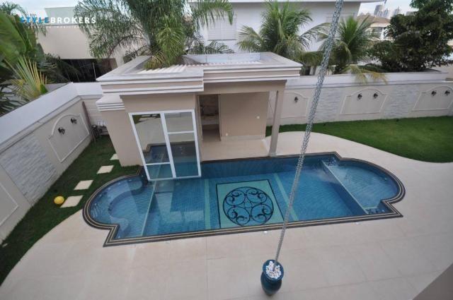 Sobrado no Condomínio Alphaville 1 com 5 dormitórios à venda, 692 m² por R$ 5.500.000 - Lo - Foto 6