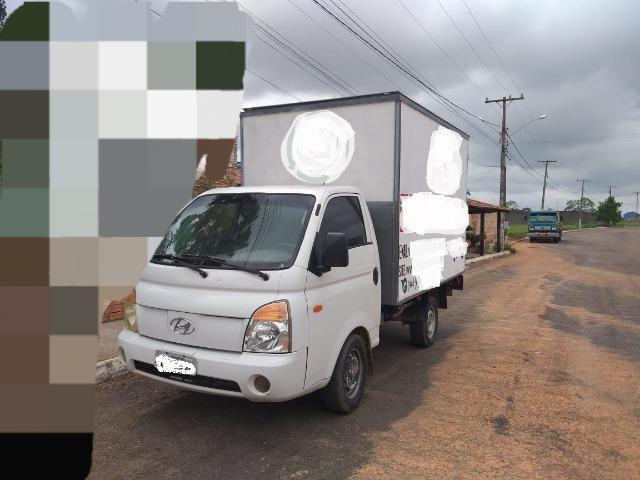 Caminhão HR 2.5 2012