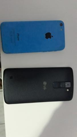 Vendo 02 celulares para retirada de peças - Foto 2