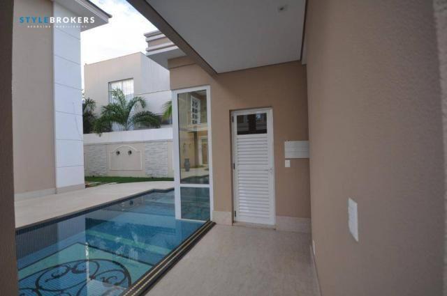 Sobrado no Condomínio Alphaville 1 com 5 dormitórios à venda, 692 m² por R$ 5.500.000 - Lo - Foto 9