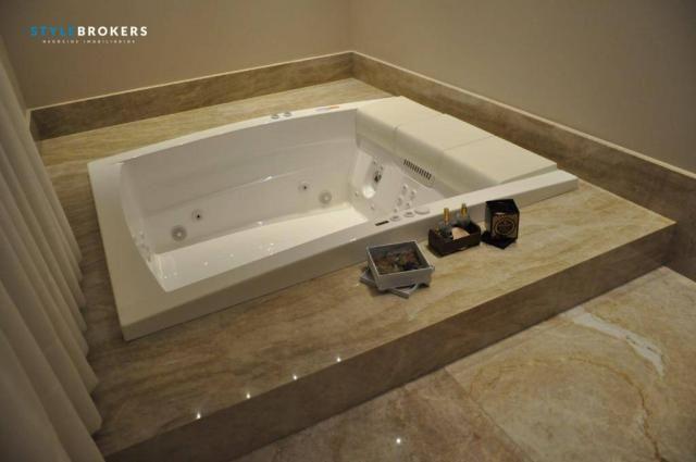 Sobrado no Condomínio Alphaville 1 com 5 dormitórios à venda, 692 m² por R$ 5.500.000 - Lo - Foto 10