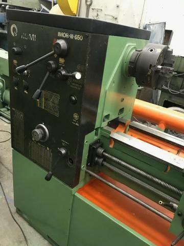 Torno mecânico Romi 650 III - Foto 5