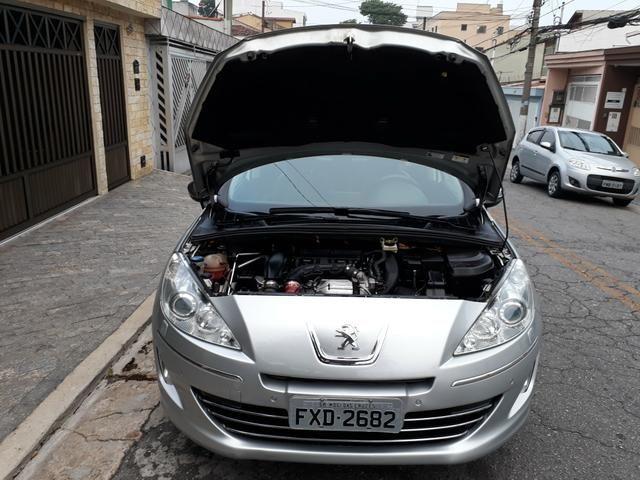 408 1.6 THP Motor BMW _ Carro Muito Novo - Foto 4
