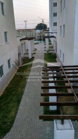 Apartamento para alugar com 2 dormitórios em Alto de pinheiros, Paulínia cod:AP008203 - Foto 14