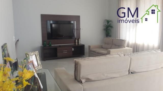 Casa a venda / condomínio alto da boa vista / 3 quartos / suites / churrasqueira / piscina - Foto 4