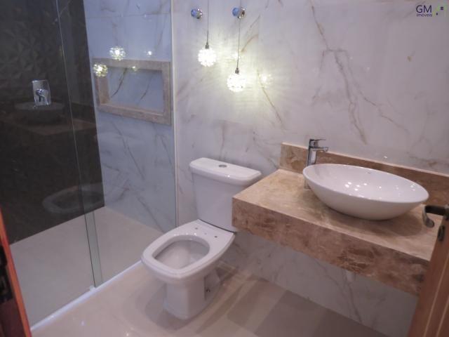 Casa a venda / condomínio alto da boa vista / 3 quartos / churrasqueira / garagem - Foto 20