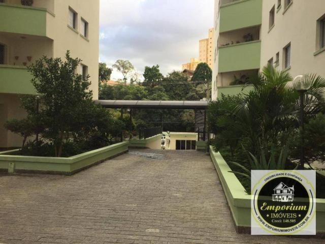 Apartamento com 2 dormitórios à venda, 67 m² por r$ 245.000 - vila galvão - guarulhos/sp - Foto 7