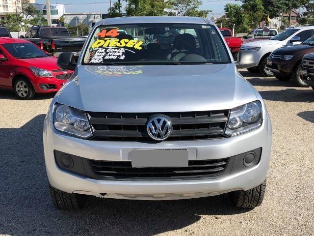 Volkswagen Amarok S 2.0 4x4 Mecânica Diesel - Foto 3