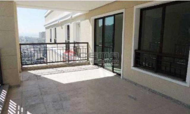 Apartamento à venda com 4 dormitórios em Laranjeiras, Rio de janeiro cod:LACO40122 - Foto 2