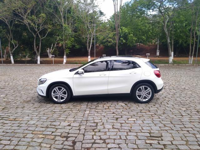 Mercedes GLA 200 Vision 2014/15 ZAP 32- *