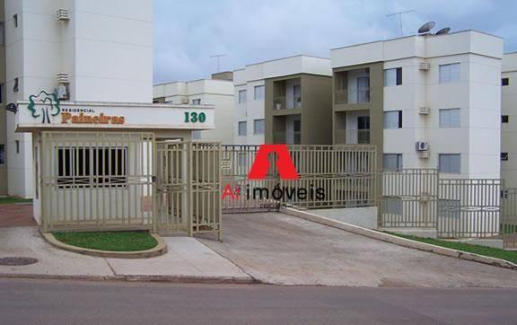 Apartamento com 2 dormitórios sendo 1 suíte, à venda, 67,20 m² por r$ 270.000 - conjunto m