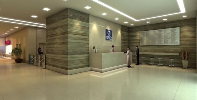 Sala Comercial Sb Tower com divisórias e Split - Foto 10