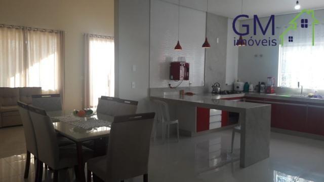 Casa a venda / condomínio alto da boa vista / 3 quartos / suites / churrasqueira / piscina - Foto 9