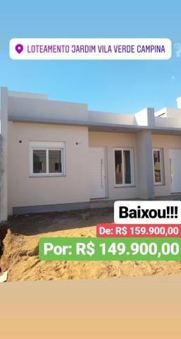 Casa em São Leopoldo / R$ 2500,00 de renda