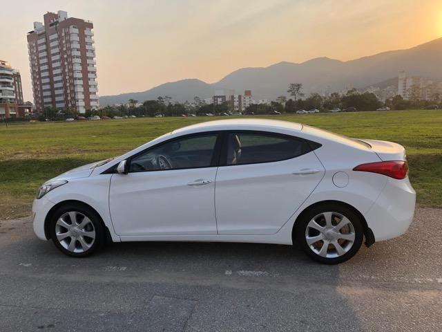 Hyundai Elantra GLS 1.8 AUT Branco - Foto 4