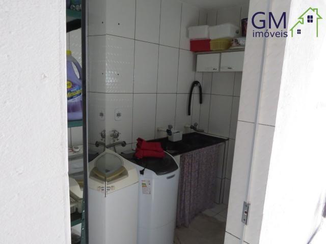 Casa a venda quadra 08 / 03 quartos / sobradinho df / churrasqueira - Foto 17