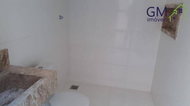 Casa a venda / condomínio jardim europa ii / 03 quartos / churrasqueira / garagem / aceita - Foto 7