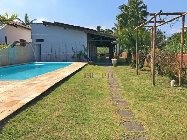 Casa na praia com 2 dormitórios à venda, 180 m² por r$ 510.000,00 - morada praia - bertiog - Foto 3