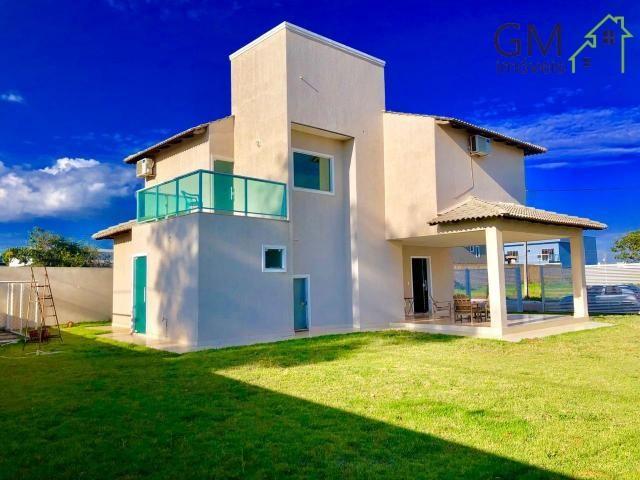 Casa a venda / condomínio alto da boa vista / 03 quartos / varanda / suítes / sobradinho