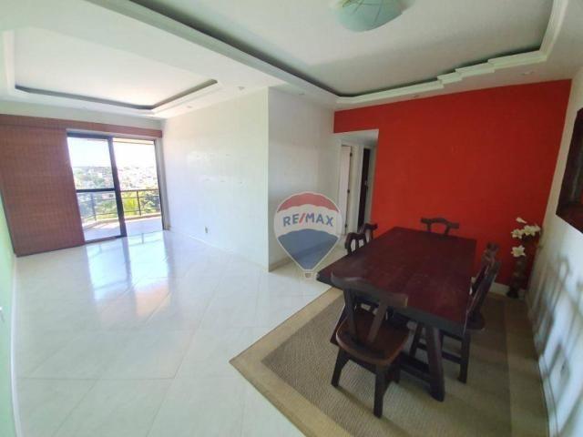 Apartamento com 3 dormitórios à venda, 130 m² por r$ 800.000 - jardim guanabara - rio de j - Foto 5