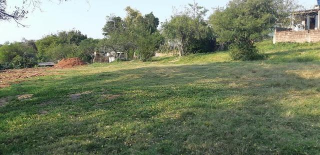 Terreno em ótima localização em Lomba Grande, metragem diferenciada - Foto 5
