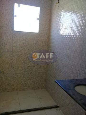 OLV-Casa com 2 dormitórios à venda, 55 m² por R$ 85.000 - Unamar - Cabo Frio/RJ CA0956 - Foto 5