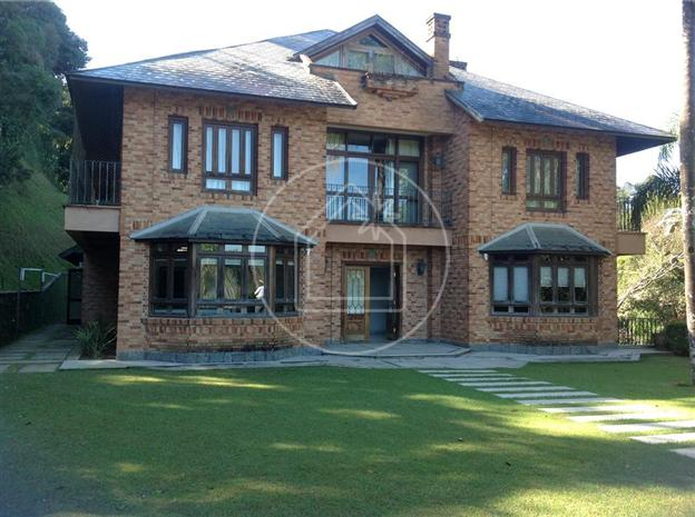 Casa de condomínio para alugar com 5 dormitórios em Centro, Cajamar cod:849814