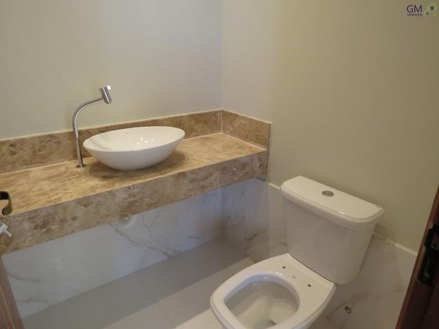 Casa a venda / condomínio alto da boa vista / 3 quartos / churrasqueira / garagem - Foto 12