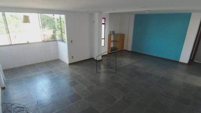 Apartamento com 2 dormitórios à venda, 130 m² por R$ 200.000 - Nova Descoberta - Natal/RNL - Foto 6