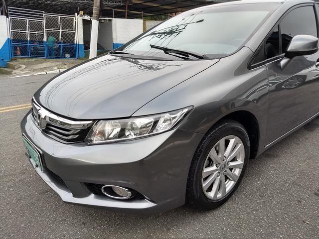 Honda Civic CIVIC SEDAN LXS 1.8/1.8 FLEX 16V AUT. 4P - Foto 8