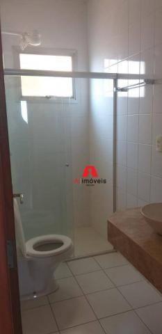 Apartamento com 3 dormitórios à venda, 90 m² por r$ 350.000 - jardim europa - rio branco/a - Foto 14