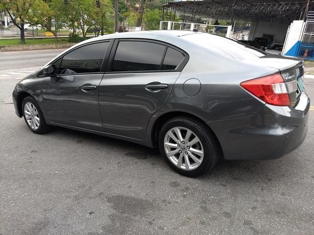 Honda Civic CIVIC SEDAN LXS 1.8/1.8 FLEX 16V AUT. 4P - Foto 6