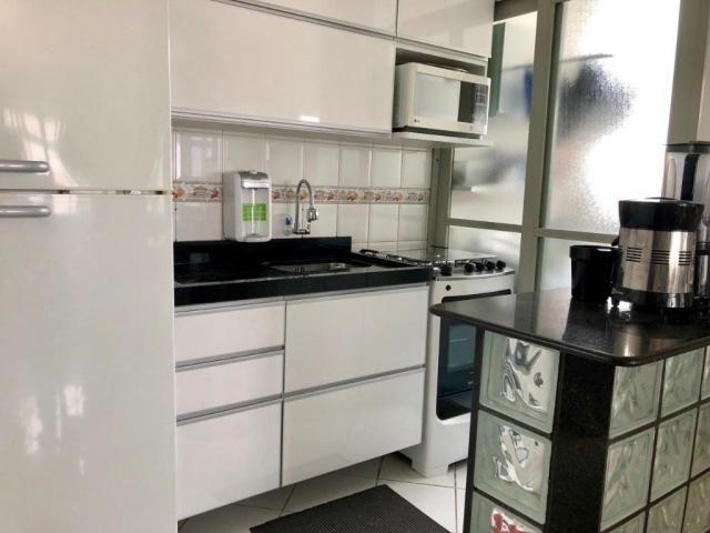 Apartamento com 2 dormitórios à venda, 48 m² por r$ 220.000 - jardim santa terezinha (zona