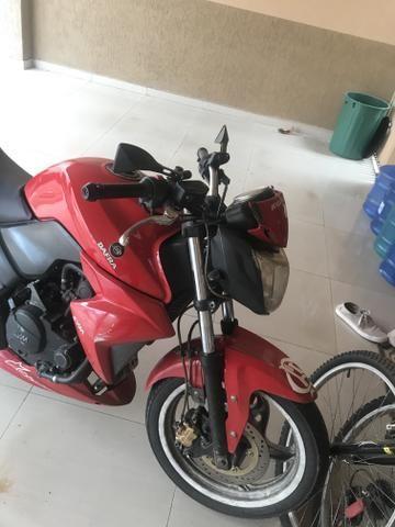 Vendo Moto Next 250 Dafra - Foto 4
