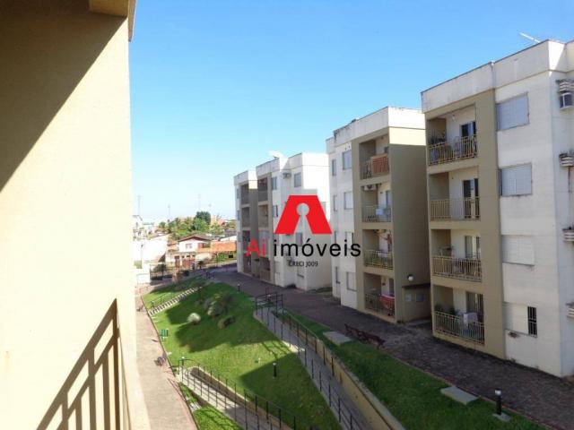 Apartamento com 2 dormitórios sendo 1 suíte, à venda, 67,20 m² por r$ 270.000 - conjunto m - Foto 12