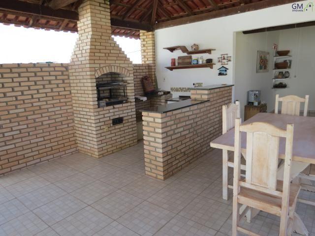 Casa a venda / condomínio rk / 04 quartos / churrasqueira / piscina / academia / quintal - Foto 7