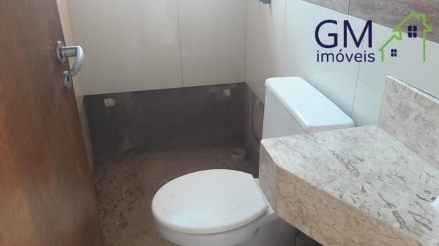 Casa a venda / condomínio alto da boa vista / 3 quartos / suites / churrasqueira / piscina - Foto 18