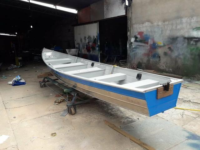 Canoas de Alumínio Naval - Foto 4