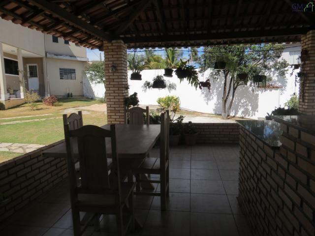 Casa a venda / condomínio rk / 04 quartos / churrasqueira / piscina / academia / quintal - Foto 9