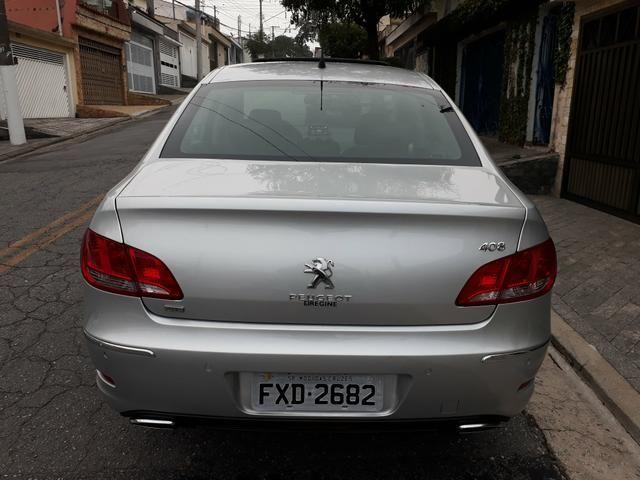 408 1.6 THP Motor BMW _ Carro Muito Novo - Foto 8