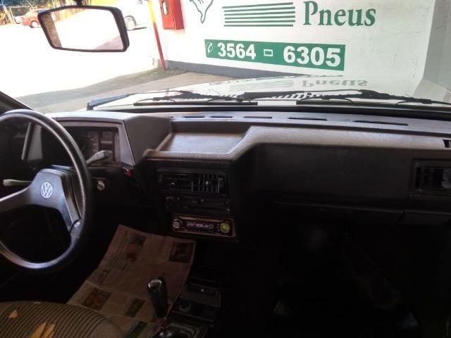 Vendo Parati CL Ano 89 Super Conservada Motor Ap 1.6 - Foto 5