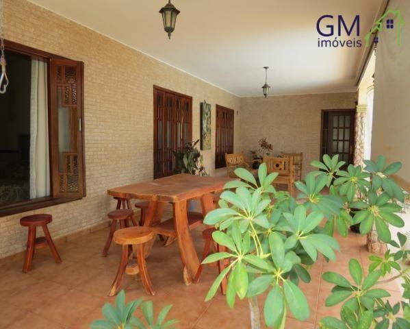 Casa a venda / Condomínio Campestre / 03 Quartos / Aceita troca apt em Águas Claras - Foto 4