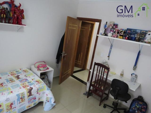 Casa a venda quadra 08 / 03 quartos / sobradinho df / churrasqueira - Foto 4
