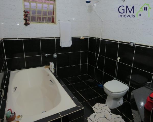 Casa a venda / condomínio fraternidade / 04 quartos / hidromassagem / setor habitacional c - Foto 6