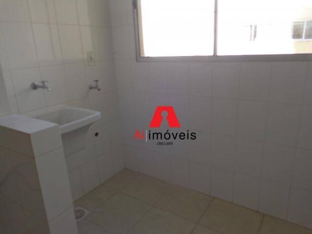 Apartamento com 2 dormitórios sendo 1 suíte, à venda, 67,20 m² por r$ 270.000 - conjunto m - Foto 9