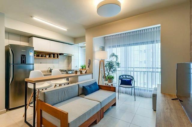 Apartamento novo 2 qts q suite lazer completo ac financiamento - Foto 4